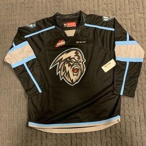 Winnipeg Ice Hockey Jersey
